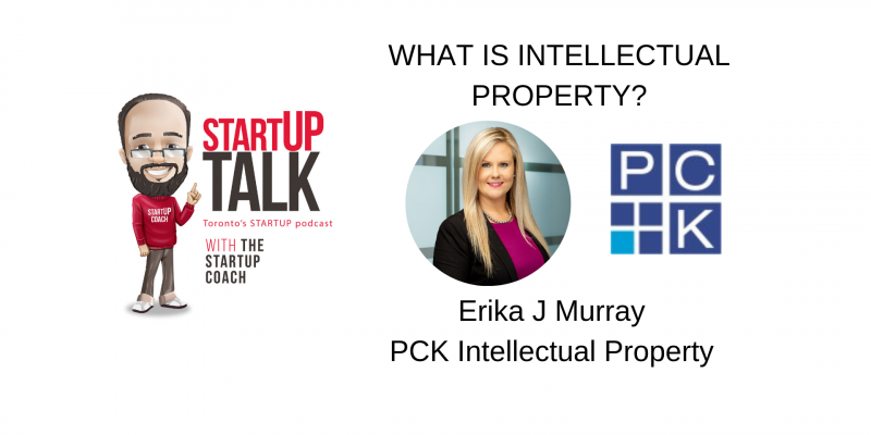 what is intellectual property startup talk podcast
