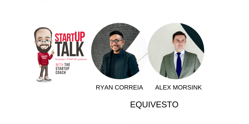 startup talk podcast episode 18 equivesto w startup coach