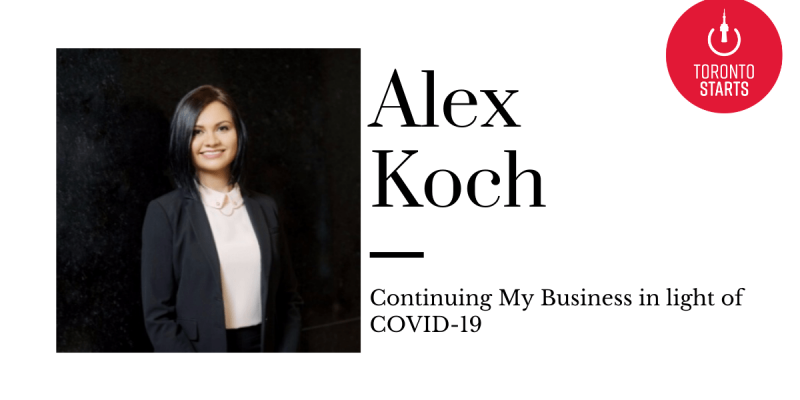 Startup Talk Podcast Continuing My Business in light of COVID-19 with Alex koch