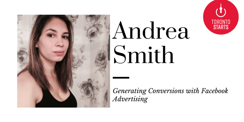 Startup Talk Podcast Generating Conversions with Facebook Advertising with Andrea Smith
