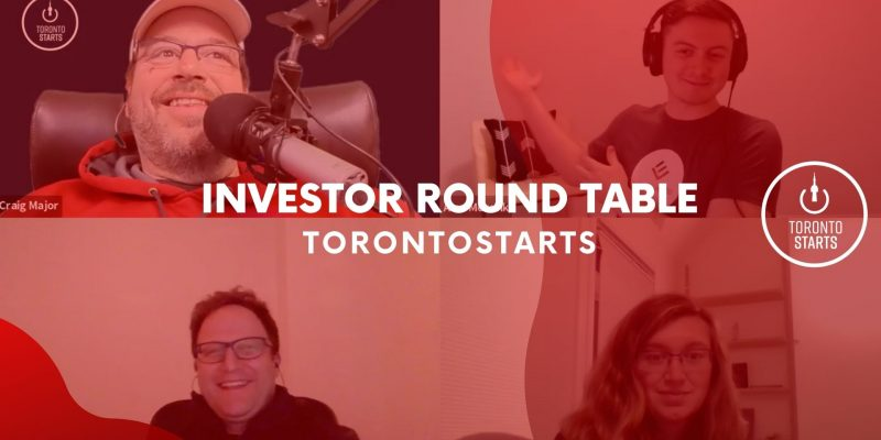 Investor Round Table on the Startup Talk Podcast