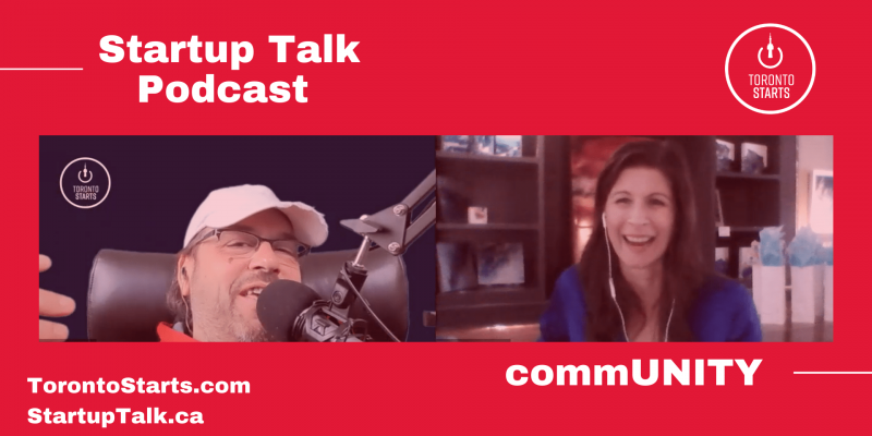 Startup Talk Podcast commUNITY