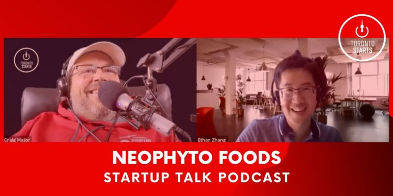 Startup Talk Podcast with Neophyto Foods