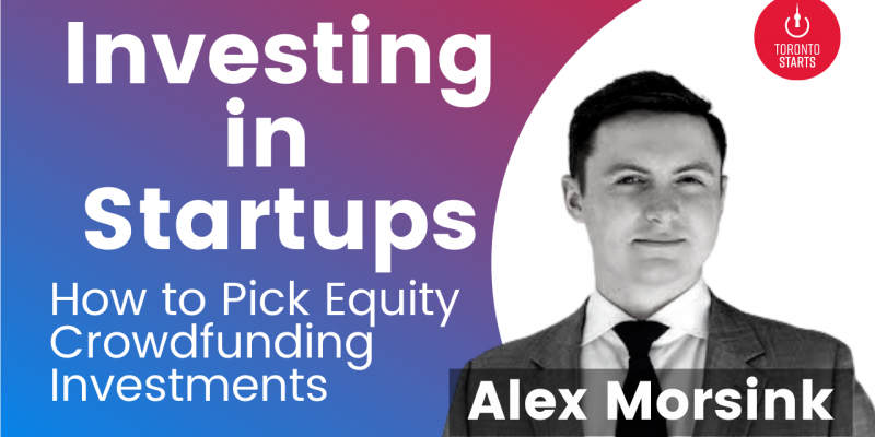 Investing in startups How to Pick Equity Crowdfunding Investments on Startup Talk Podcast