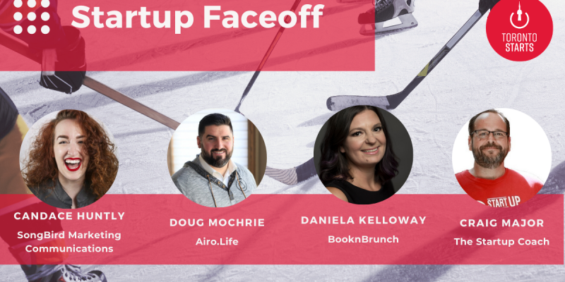 Startup Face Off 5 on the Startup Talk Podcast