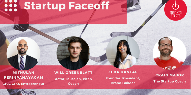 Startup Face Off 6 on the Startup Talk Podcast