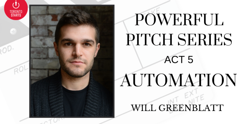 Powerful Pitch ACT 5 Automation on Startup Talk Podcast