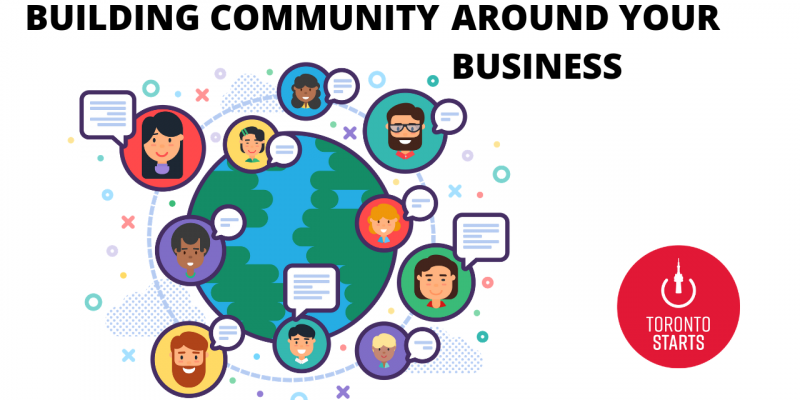 Building Community Around Your Business on the Startup Talk Podcast