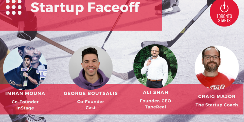 Startup Face Off 7 on the Startup Talk Podcast