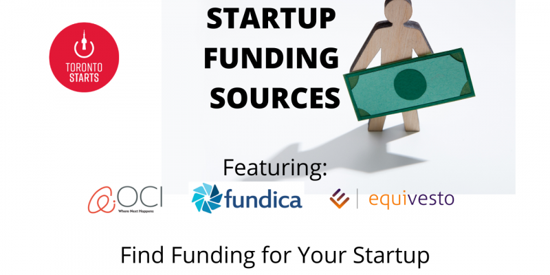 Startup Funding Sources on the startup talk podcast
